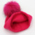 GZHILOVINGL Perla Sombreros Para Mujeres Reales Bola Gris Sombreros de Punto Con Decoración de Perlas Gruesos Calientes Gorros Gorras de Rayas 61123