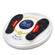 New Electric Pulse Foot Massager Foot Acupuncture Points Sole Massage Relieve Fatigue Health Care Feet Relax Spa цены онлайн