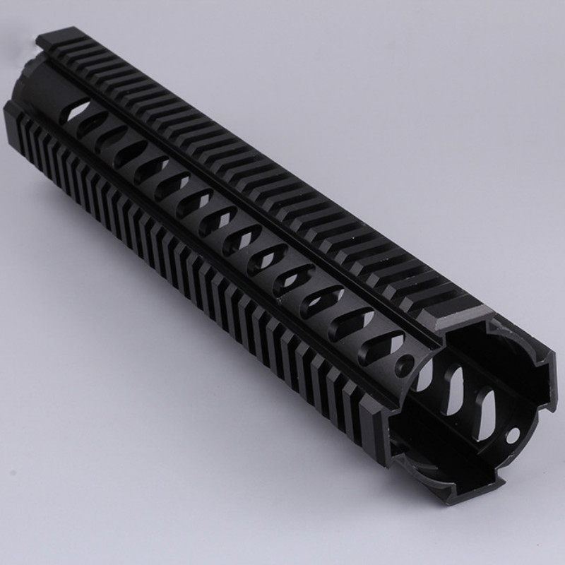 Tactical Ohhunt T-Series 12 Inch Free Float Quad Picatinny Rail Handguard Installs On Carbine Length AR15 M16 Rifles Black Tan vostok clock настольные часы vostok clock 120bw коллекция настенные часы