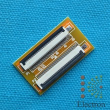 54 Pin to 54 Pin 0.5mm FFC Cable Extension Connector Adapter