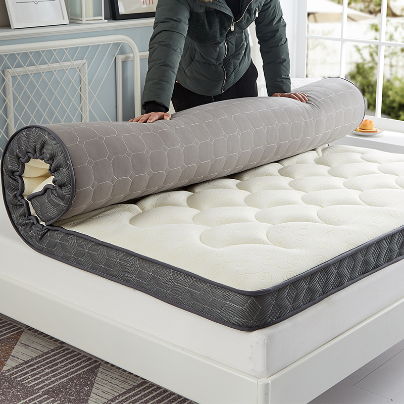 Chpermore Thicken Tatami Foldable 1 2 1 5m bed Student single double Mattress For Family Bedspreads
