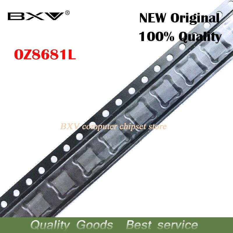 5pcs OZ8681L  OZ8681LN  8681L QFN-16 New Original