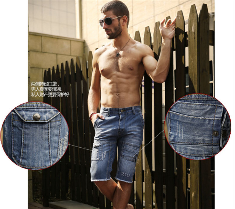 Aliexpress.com : Buy 2016 summer style fasion jeans men new denim ...