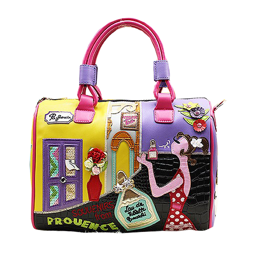 Women Handbag Shoulder Bag tote Braccialini Handbag Bolsa Feminina Luxury Handba