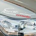 Nuevas Llegadas Mente Deportes Coche Cubre Pegatinas Decal Car Styling Para CITROEN C2 C3 C5 C4 picasso berlingo coche accesorios