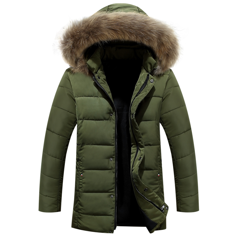 Подробнее о Men Winter Jacket New Men Warm Parka Thick Long Casual Jackets Men Down Outwear Comfortable Cotton Hooded Parka Plus Size M-4XL men winter jacket new men warm parka thick long casual jackets men down outwear comfortable cotton hooded parka plus size m 4xl