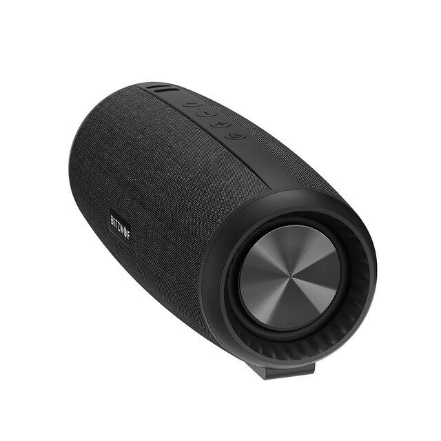 BlitzWolf BW-WA1 12W Subwoofer bluetooth 5.0 Speaker TF Card U Disk Speaker 3