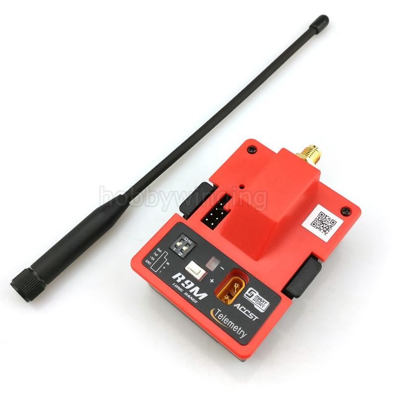 Frsky 900 мГц Long Range RC Системы R9M TX модуль R9/R9 Slim приемник низкой задержки и высокая точность радио управления Системы