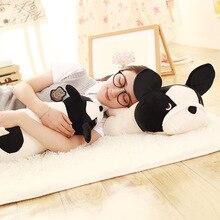 Soft cotton dog pillows baby kids birthday gift