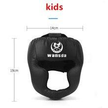 Для детей, взрослых, мужчин, женщин, боксерский шлем, головное снаряжение, головное снаряжение закрытого типа, тренировочный Санда, ММА, Муай Тай, защита для головы