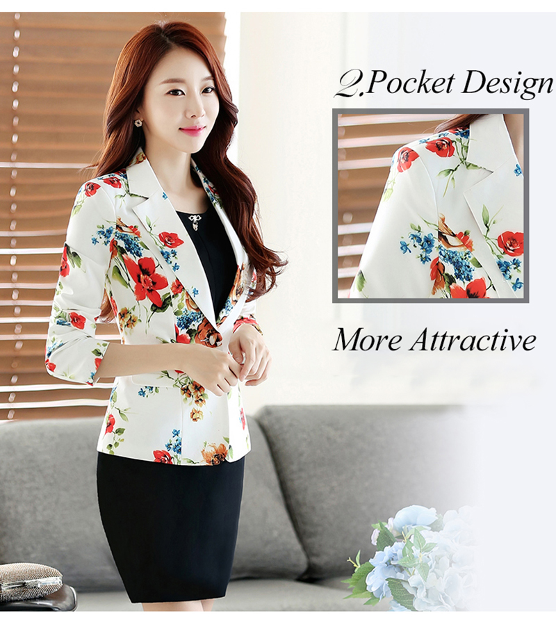 Ladies Blazer Fashion  (3)