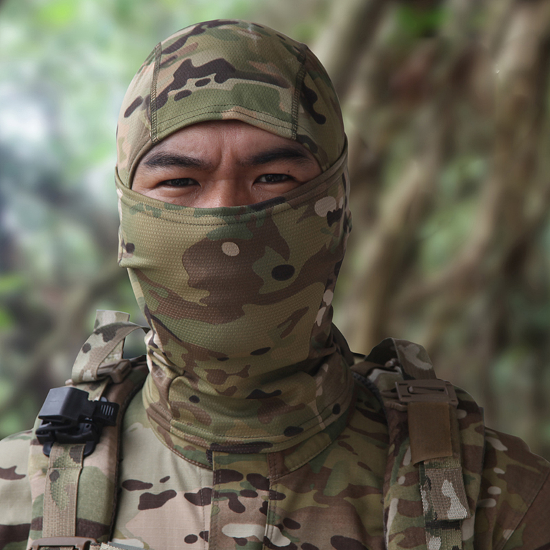 Hot Multicam Arid Tactical Nijia Balaclava/ MCA Full Face Soft Skullies & Beanies Hunting Cap puma puma vikky