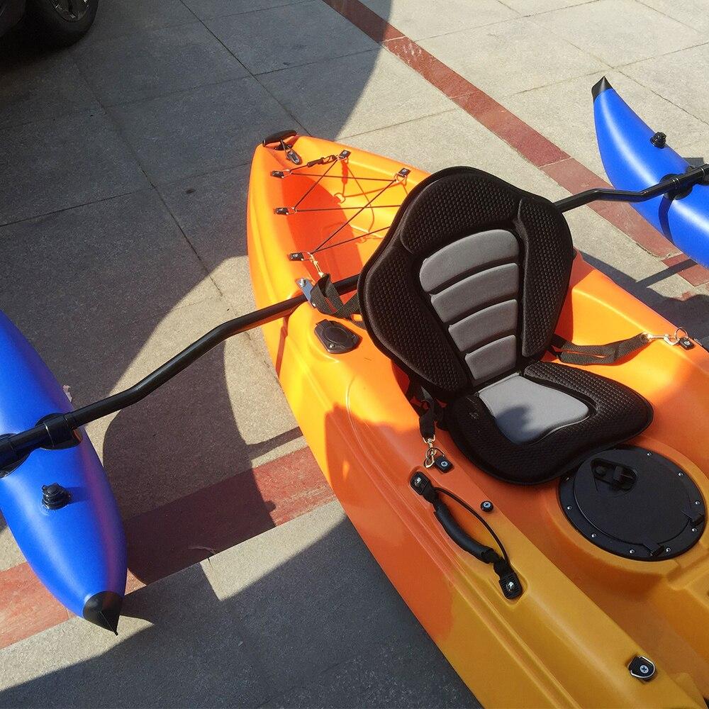 1 paire Kayak support étagères support accessoire canoë bateau pêche Stablizer système Rack Mount aviron bateau accessoires Sport nautique