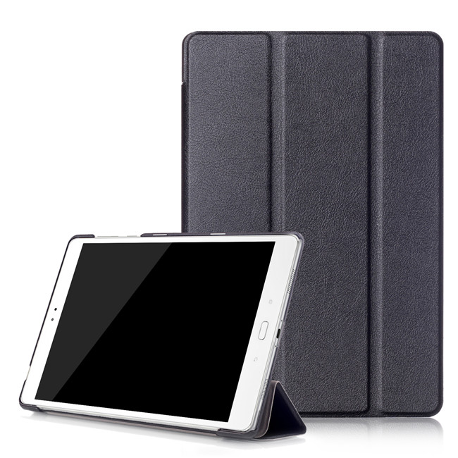 100Pcs PU Leather Cover Stand Case for Asus ZenPad 3S 10 Z500 Z500M 9.7 Tablet + Screen Protector asus zenpad 3s 10 z500m tablet pc