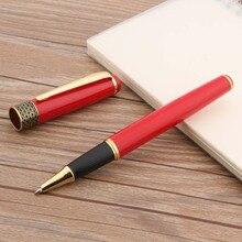 free shipping  baoer 68  red  rollerball pen цена и фото