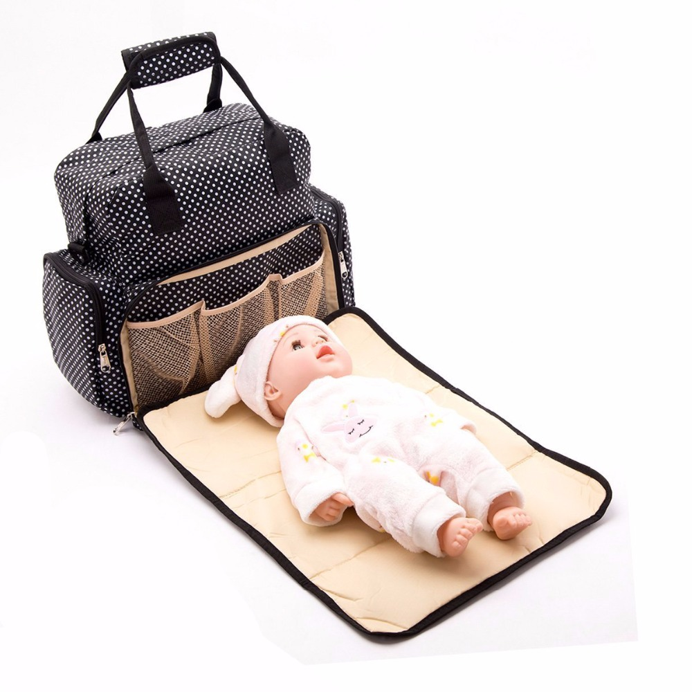 New Multi-Function Large Capacity Baby Bags for Mummy Diaper Bag Backpack Baby Stroller Carriage Pram Accessories Nappy BagsNew Multi-Function Large Capacity Baby Bags for Mummy Diaper Bag Backpack Baby Stroller Carriage Pram Accessories Nappy Bags
