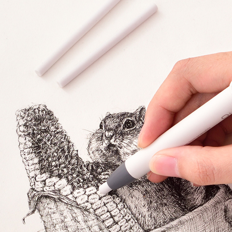Creative Stationery Erasers High Quality Mechanical Eraser For Kid Student Gift Kawaii Office Stationery Art Painting Supplies
