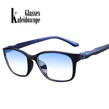 Kaleidoscope Glasses Reading Glasses for The Elderly Ultra-light Anti Blue Rays Eyeglasses for Reading Dedicated Anti-fatigue