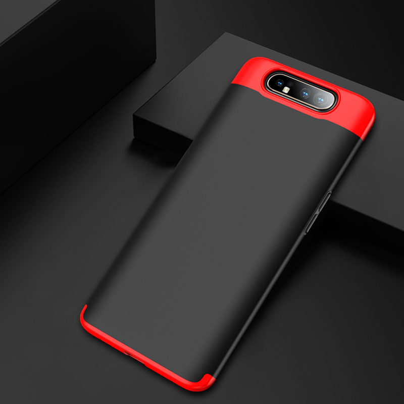 Vpower Case For <font><b>Samsung</b></font> Galaxy <font><b>A80</b></font> Case 360 Full Protection Anti-knock 3 In 1 For <font><b>Samsung</b></font> <font><b>A80</b></font> Hard Slim <font><b>Cover</b></font> 6.7 inch image