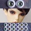 1 Pair Acrylic Eyes for Dolls 1/3 1/4 1/6 1/8 BJD Doll Eyes 8mm 10mm 12mm 14mm 16mm 18mm 20mm Eyeball Doll Accessories Toy