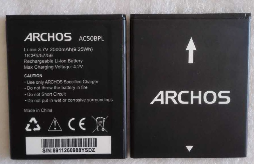 226b1b5bb38c80 Buy battery for archos and get free shipping on AliExpress.com
