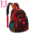 2017New nylon backpacks for teenage girls fashion backpack women mochila casual shoulder school bag travel bag for Students 8035