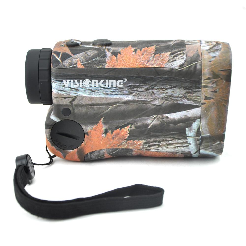 Visionking 6x25 Monocular 600 M/Y Range Finder Distance Meter for Hunting/Golf  Telemetro Rangefinders