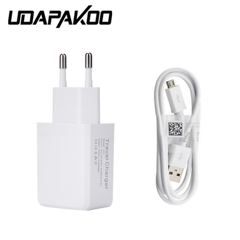 1M micro USB charging Cable + <font><b>2A</b></font> Adapter US/ EU Plug <font><b>Wall</b></font> <font><b>Charger</b></font> For Samsung S3 N7100 S4 i9500 S6 for meizu m3 m5 note 5 htc lg