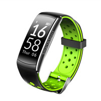 Q8 Smart Bracelet Wristband Blood Pressure Heart Rate Monitor Fitness Tracker Smartband Sport Band Watch for IOS Android Phone