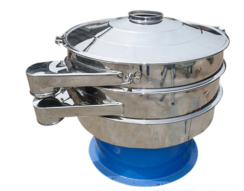 Flour Circle Vibrator Screen Stainless Steel Rotary Round Circular Juice Vibrating Sieve