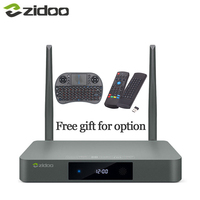 ZIDOO X9s HDMI Set Top Box Android 6 0 OpenWRT NAS TV BOX 2G 16G EMMC