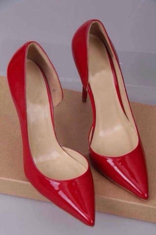 Новинка; Брендовая обувь на платформе; женские туфли лодочки на высоком каблуке 12 см с открытым носком; пикантная женская обувь телесного цв