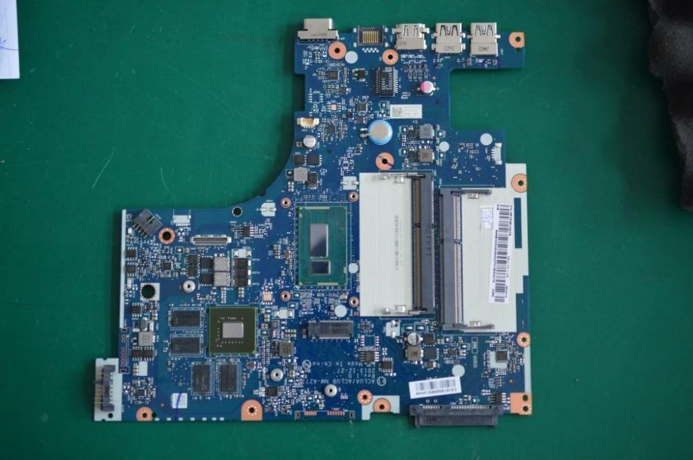 Z50-70 Laptop Independent Motherboard NM-A273 CPU I5-4210U I5-4200number 5B20G45505 5B20G45455 5B20G45476 5B20G45484 5B20G45515