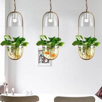 Современный стеклянный подвесной светильник, креативный подвесной цветок, подвесной светильник для кухни, острова, столовой, спальни