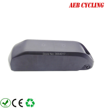 цена на Free shipping and taxes to EU US 52V 16Ah high power Lithium ion battery pack shark down tube electric bicycle battery for ebike