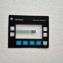 Allen-Bradley Panelview 300 Micro 2711-M3A18L1 Membrane keypad film for HMI Panel repair~do it yourself,New & Have in stock
