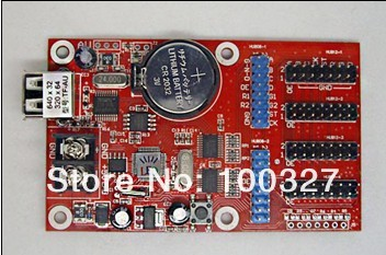 (2 pieces/lot LLD-TF-AU LED Display Control Card for LED displays- Electronic Components & Supplies