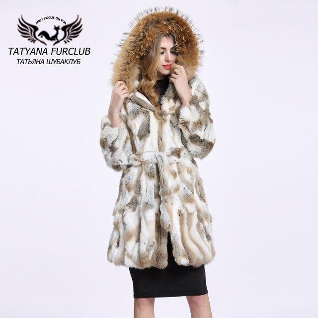 Aliexpress.com : Buy Trendy Hot Selling Real Fur Coat Women Pieces ...