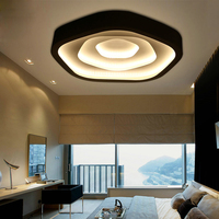 Спальня исследование лампы светодиодные светильники потолочные Круглый Простой современной гостиной новых китайских детская комната офи