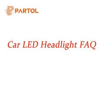 Sobre o Carro LEVOU Farol FAQ