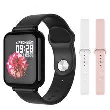 B57 Smart Watch Men Women Heart Rate Tracker Blood Pressure hero band 3 Bracelet Sports Smartwatch For Android Apple iOS