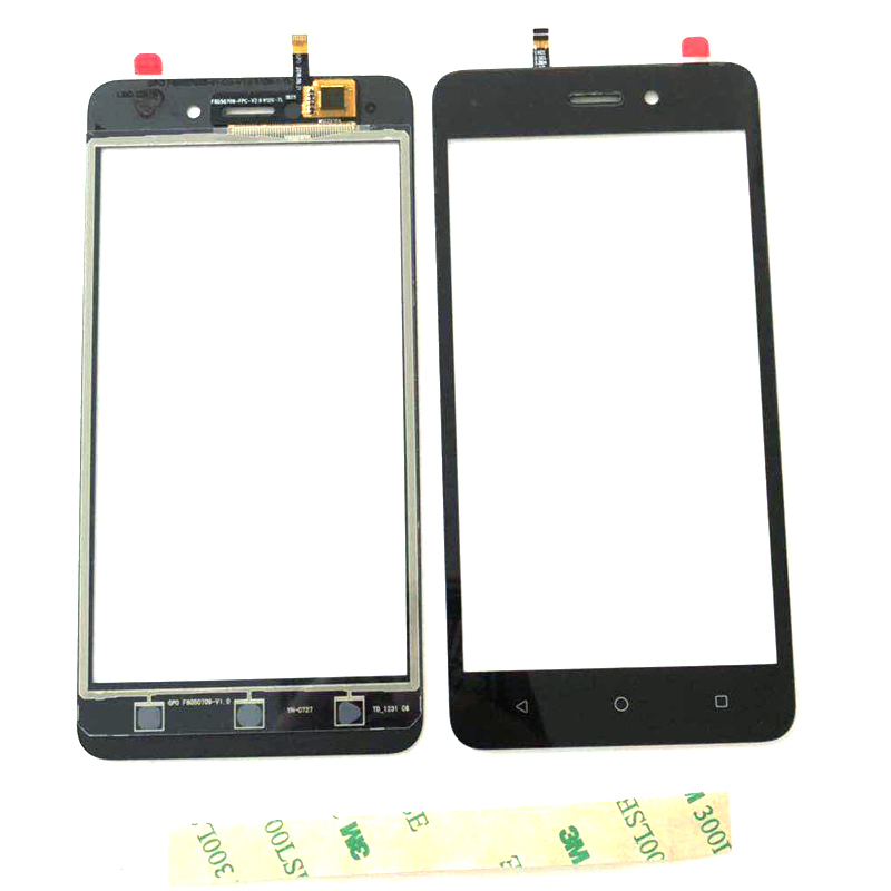 Touch Screen For  Wiko Sunny 3 Touchscreen Sensor Replacement Touchpad Digitizer Replacement Sensor Free 3m Stickers