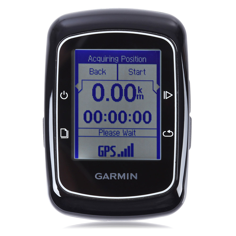 GARMIN Edge 200 Bicycle Computer GPS Satellite Positioning Bicycle Computer Virtual Partner Route Challenge Wireless Speedometer garmin etrex201x outdoor handheld gps latitude and longitude positioning navigation measurement area instrument