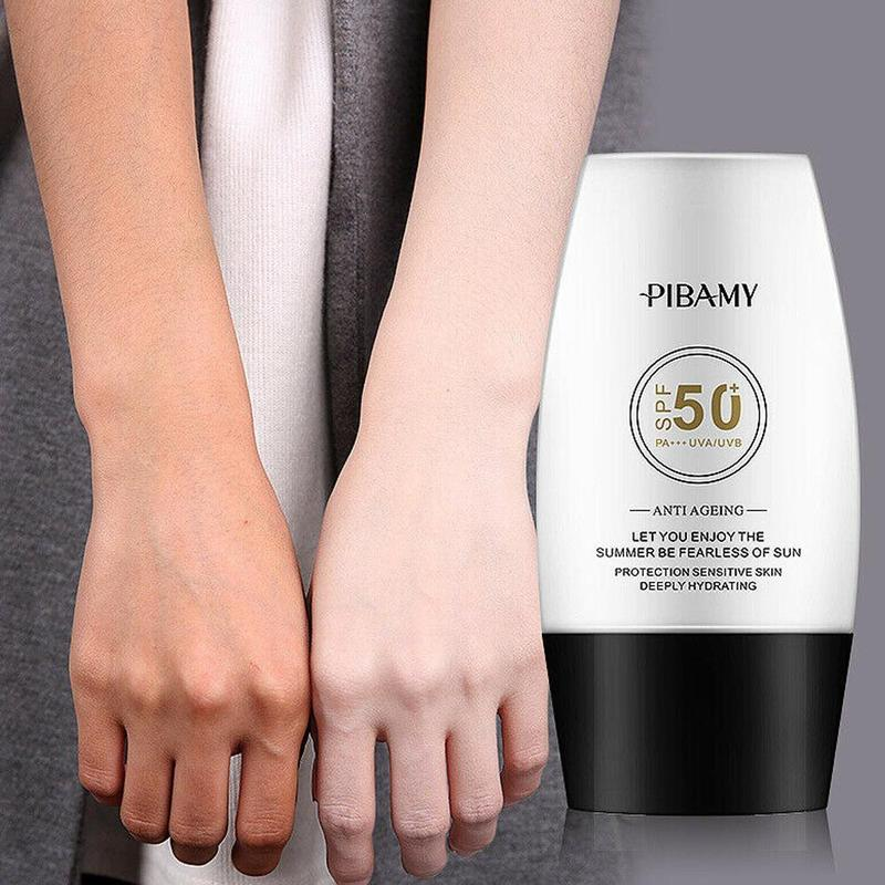 Sunblock-Lotion Sunscreen-Protetor Cream-Body Whitening New 1PC Uv-Radiation