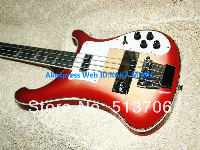 Bass Guitars New Arrival 4 Strings Electric Bass Wholesale From China Free Shipping