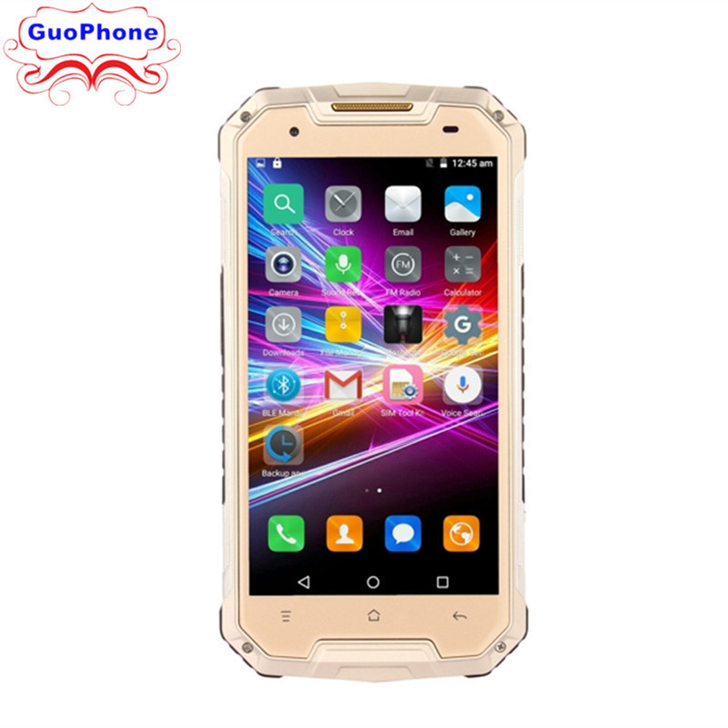Original A8 Plus A8 PLUS τηλέφωνο MTK6580 Quad Core Android 5.0 3G GPS 5.0 ιντσών οθόνη Dustproof Shockproof έξυπνο τηλέφωνο Rover A8
