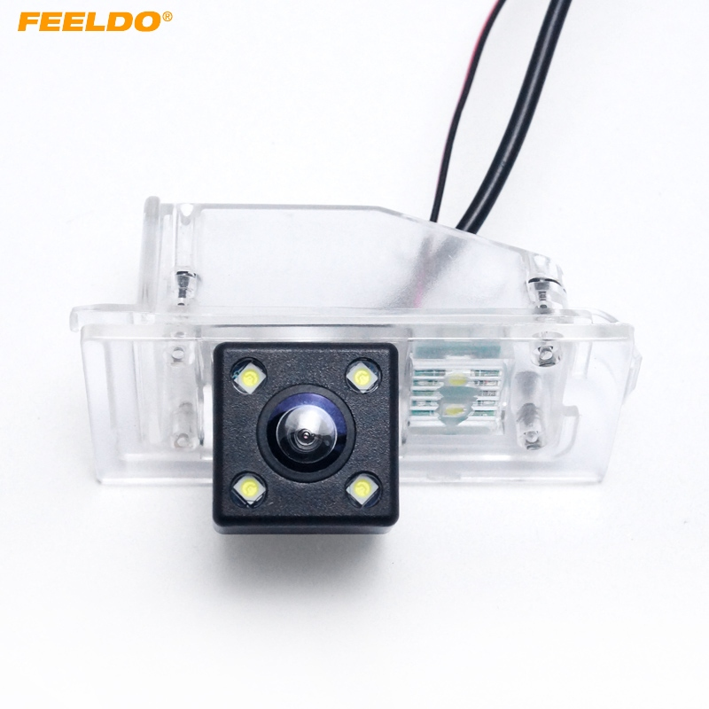 FEELDO 1Set Special Car Rear View Camera with LED Light For HA/MA Family 3/Third Generation Backup Camera #AM1725