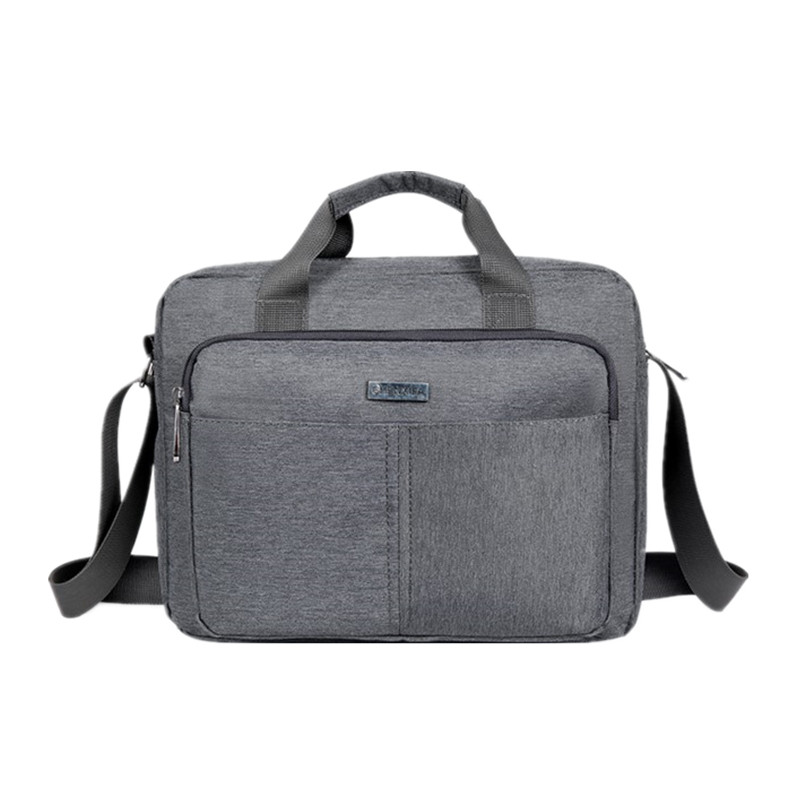 Waterproof oxford canvas 14 inches Briefcase Mens Crossbody Bags New High Quality Handbags Luxury Business Messenger Bags LaptopWaterproof oxford canvas 14 inches Briefcase Mens Crossbody Bags New High Quality Handbags Luxury Business Messenger Bags Laptop
