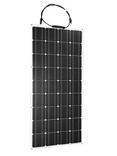 Dokio 100W Foldable Solar Panel China 18V 12V Solar Panels Waterproof Cell/System Charger Solar Sets Car/Camping/Boat/Home panel