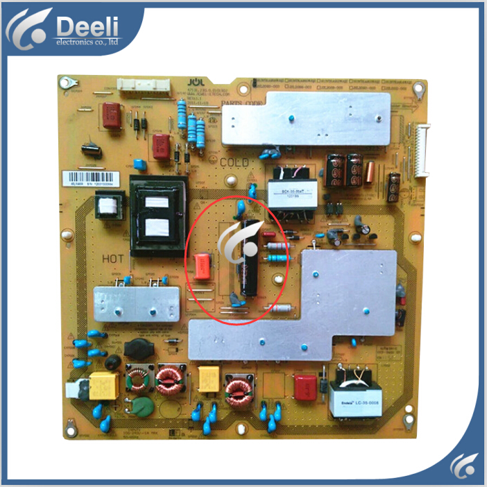98% new Original for power supply board LCD-40LX440A RUNTKA959WJQZ JSL2080-003 good working free shipping original al1716 power board ilpi 003 490401400100r package measuring good condition new original 100